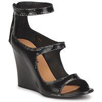 Schoenen Dames Sandalen / Open schoenen Premiata 2830 LUCE Nero