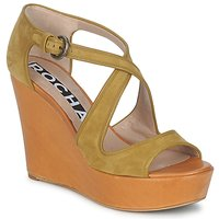 Schoenen Dames Sandalen / Open schoenen Rochas RO18131 Brown
