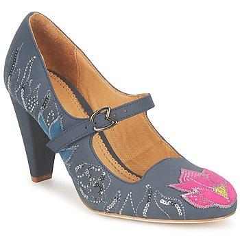 Schoenen Dames pumps Maloles CLOTHILDE Grijs / Roze