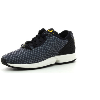 Schoenen Heren Lage sneakers adidas Originals ZX Flux Decon Zwart