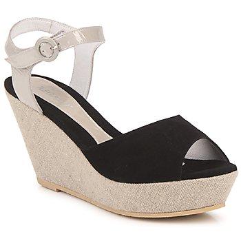 Schoenen Dames Sandalen / Open schoenen Regard RAFATI Zwart