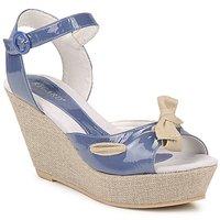 Schoenen Dames Sandalen / Open schoenen Regard RAGE Blauw