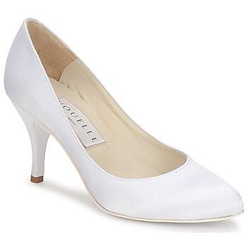 Schoenen Dames pumps Vouelle LEA Wit