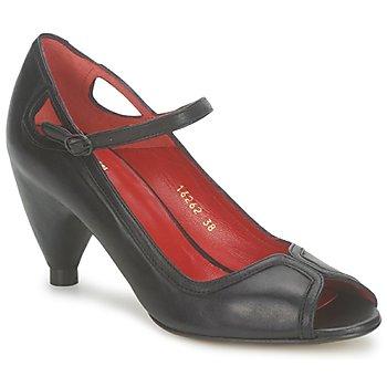 Schoenen Dames pumps Vialis POUPE Zwart