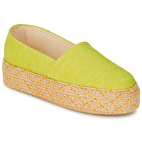 Schoenen Dames Espadrilles Betty London TROOPIKA Geel