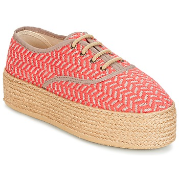 Schoenen Dames Espadrilles Betty London CHAMPIOLA Corail