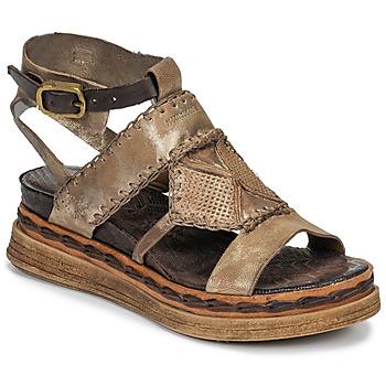 Schoenen Dames Sandalen / Open schoenen Airstep / A.S.98 LAGOS Goud