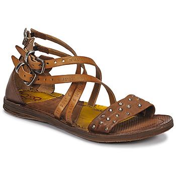 Schoenen Dames Sandalen / Open schoenen Airstep / A.S.98 RAMOS CLOU  camel