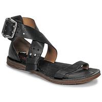 Schoenen Dames Sandalen / Open schoenen Airstep / A.S.98 RAMOS CROISE Zwart