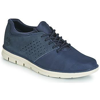 Schoenen Heren Lage sneakers Timberland BRADSTREET F/L OXFORD Blauw