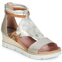 Schoenen Dames Sandalen / Open schoenen Mjus TAPASITA Zilver