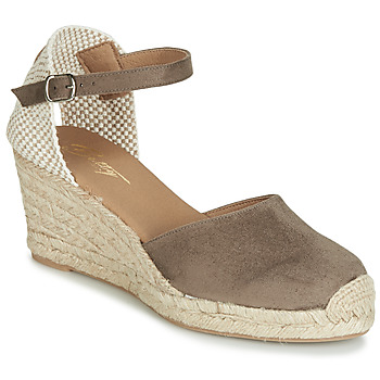 Schoenen Dames Sandalen / Open schoenen Betty London CASSIA Taupe