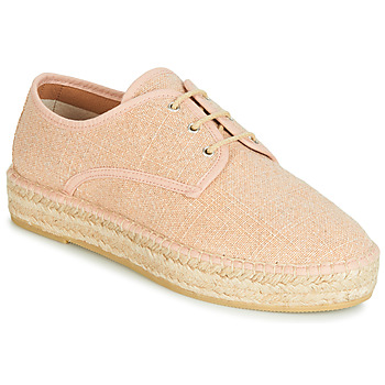 Schoenen Dames Espadrilles Betty London JAKIKO Roze