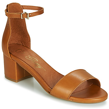 Schoenen Dames Sandalen / Open schoenen Betty London INNAMATA  camel