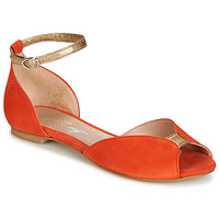 Schoenen Dames Sandalen / Open schoenen Betty London INALI Corail
