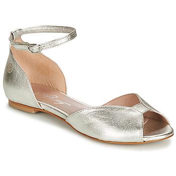 Schoenen Dames Sandalen / Open schoenen Betty London INALI Zilver