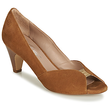 Schoenen Dames pumps Betty London JIKOTI  camel