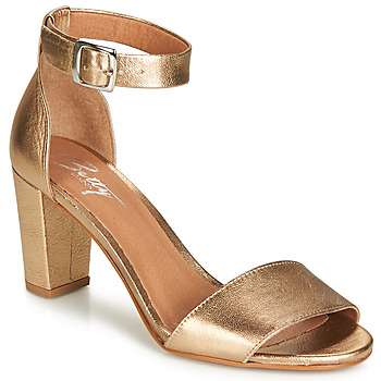 Schoenen Dames Sandalen / Open schoenen Betty London CRETOLIA Goud