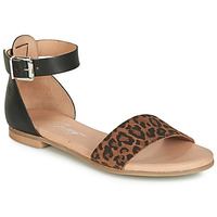 Schoenen Dames Sandalen / Open schoenen Betty London JIKOTIRE Zwart