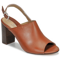 Schoenen Dames Sandalen / Open schoenen Betty London JIKOTEGE  camel