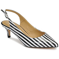 Schoenen Dames pumps Betty London JIKOTEPE Wit