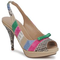 Schoenen Dames Sandalen / Open schoenen Fericelli NIADIK Multikleuren