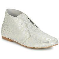 Schoenen Dames Laarzen Ippon Vintage HYP ARY Wit / Zilver