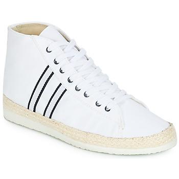Schoenen Dames Hoge sneakers Ippon Vintage BAD HYLTON Wit