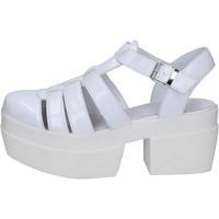 Schoenen Dames Sandalen / Open schoenen Cult Sandales BT539 Blanc