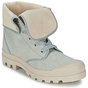 Schoenen Dames Hoge sneakers Casual Attitude BOPESSA Grijs