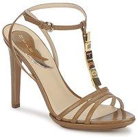 Schoenen Dames Sandalen / Open schoenen Etro 3443 Brown