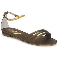 Schoenen Dames Sandalen / Open schoenen Etro 3461 Military