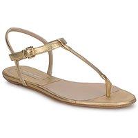 Schoenen Dames Sandalen / Open schoenen Michael Kors MK18017 Gold
