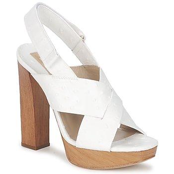 Schoenen Dames Sandalen / Open schoenen Michael Kors MK18072 Wit