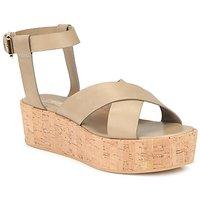 Schoenen Dames Sandalen / Open schoenen Michael Kors MK18132 Zand