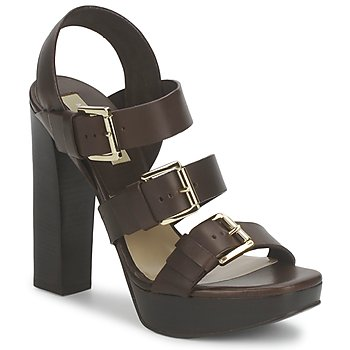 Schoenen Dames Sandalen / Open schoenen Michael Kors MK18071 Cafe