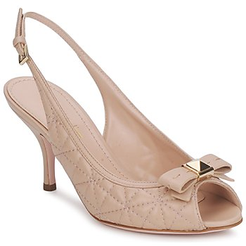 Schoenen Dames Sandalen / Open schoenen Sebastian S5244 Nude
