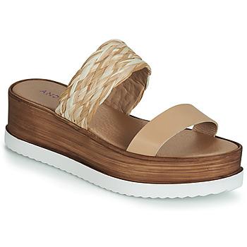 Schoenen Dames Sandalen / Open schoenen André ROMARINE Beige
