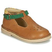 Schoenen Jongens Sandalen / Open schoenen André SUNSET  camel