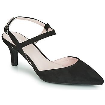 Schoenen Dames Sandalen / Open schoenen André COLIBRI Zwart