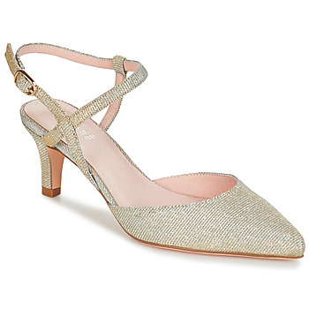 Schoenen Dames Sandalen / Open schoenen André COLIBRI Goud