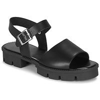 Schoenen Dames Sandalen / Open schoenen André ABRICOT Zwart