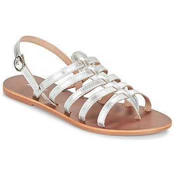 Schoenen Dames Sandalen / Open schoenen André ROSIANE Zilver