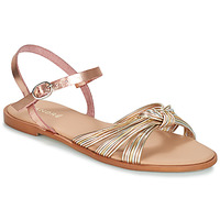 Schoenen Dames Sandalen / Open schoenen André SOFIA Goud