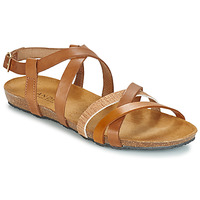 Schoenen Dames Sandalen / Open schoenen André ATTLAS Brown