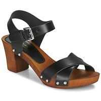 Schoenen Dames Sandalen / Open schoenen André BONGO Zwart