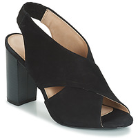 Schoenen Dames Sandalen / Open schoenen André SANTIE Zwart