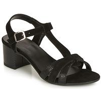 Schoenen Dames Sandalen / Open schoenen André CAROLA Zwart