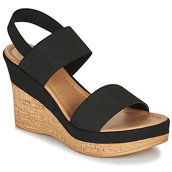 Schoenen Dames Sandalen / Open schoenen André RATAPLAN Zwart