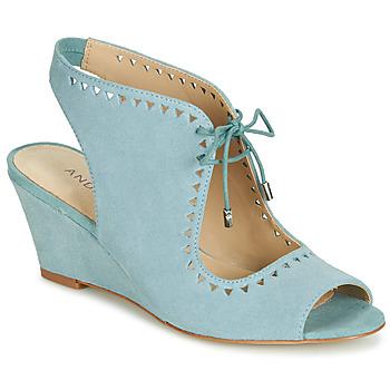 Schoenen Dames Sandalen / Open schoenen André SCOOP Blauw